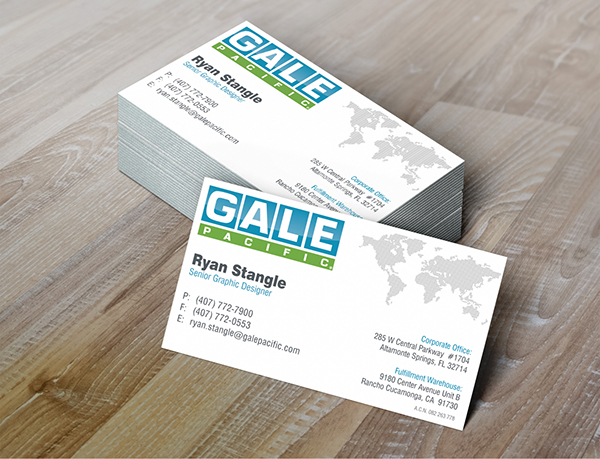 Gale pacific usa inc business cards on behance colourmoves