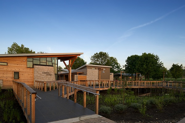 Meyers associates architecture westerville oh - Highland park swimming pool westerville oh ...