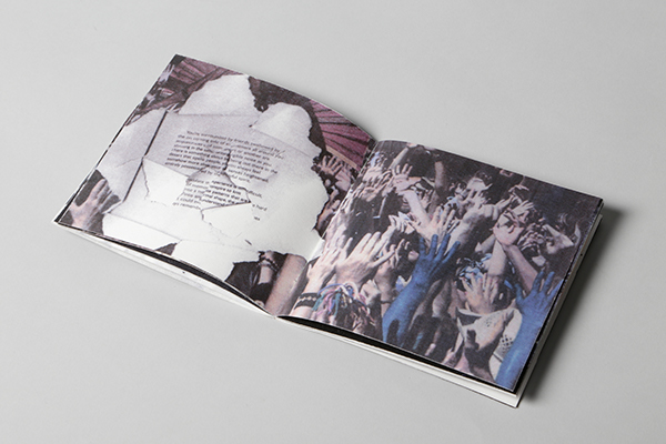 Unconventional Interactive Memory Book Design