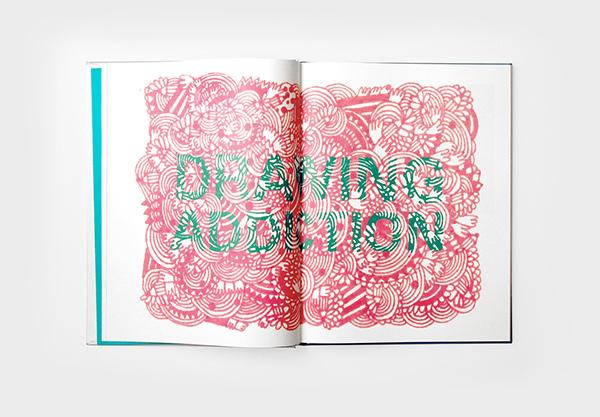 2009 Parsons Communication Design Book On Pantone Canvas Gallery