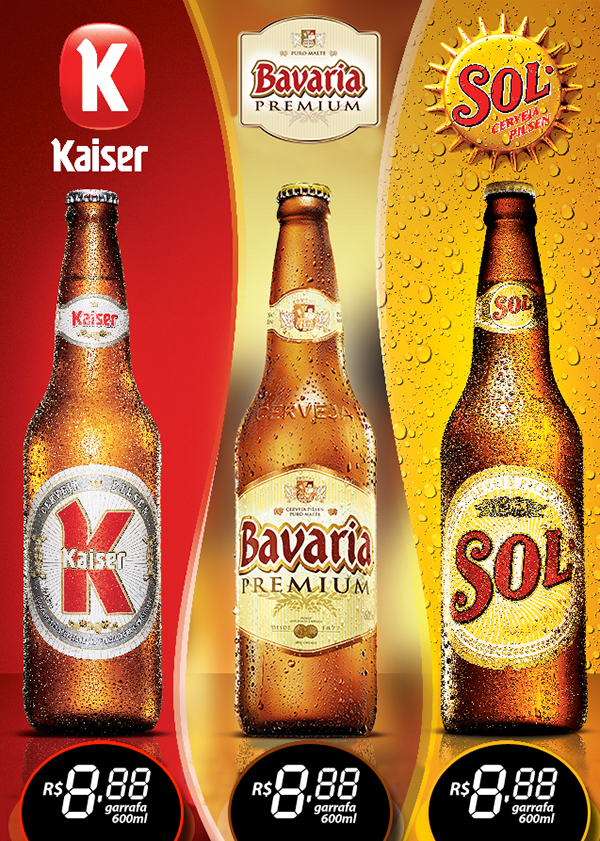 Adesivo De Kart ~ Adesivo de Geladeira Cervejas Coca Cola Brasil on Behance