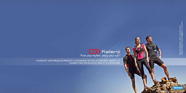 decathlon kalenji footwear bags accessories design sac 2 positions sac à dos running run transport course à pied sport course