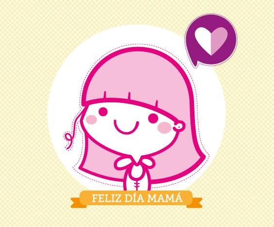 Feliz día mamá on Behance Feliz Dia Mama