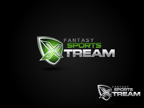 Logo Design for Fantasy Sports Xtreme on Behance