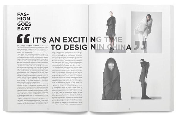 experimental redesign rebranding