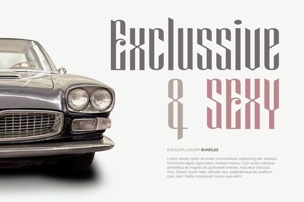 eveagita luxury Display fairuzulhaq Rapsick Blackletter decorative condensed Retro vintage sans elegant sale best Geometrical