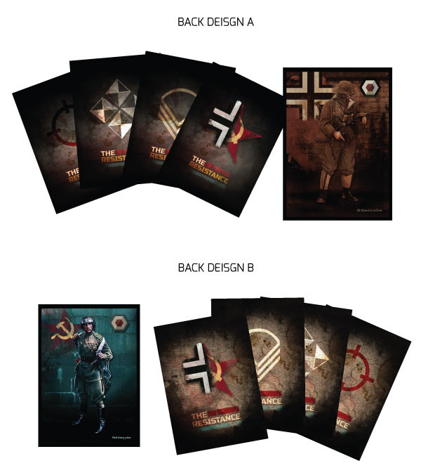 The Resistance resistance card game Print & Play printable free game