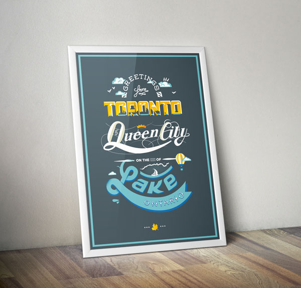 print poster font type lettering shirt personnal free time design letters