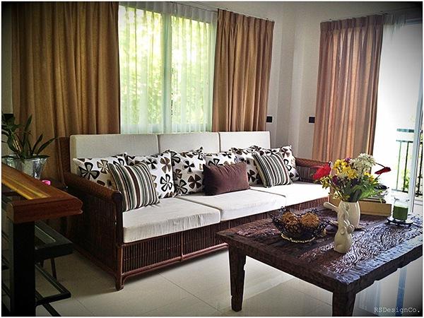 Filipino contemporary residential interior design on behance for Filipino inspired interior design