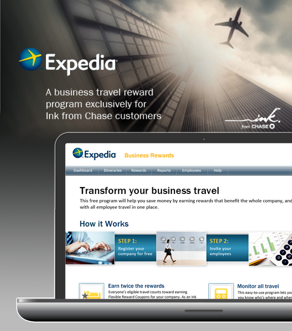 Expedia has had a rewards program for a few years now, where members can earn up to 2 points per dollar on flights, hotels, activities and vacation packages. These points can then be redeemed for travel with no blackout dates, or can be used to bid on special redemption offers. The original Expedia Rewards program earning model.