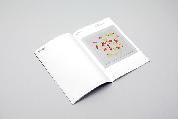 catalog Exhibition  Invitation