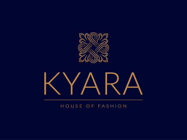 kyara house of fashion branding on behance