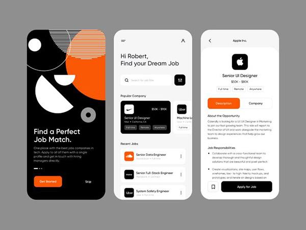 Job Finder Mobile App Development Company