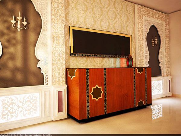 . Islamic Design Furniture on Behance