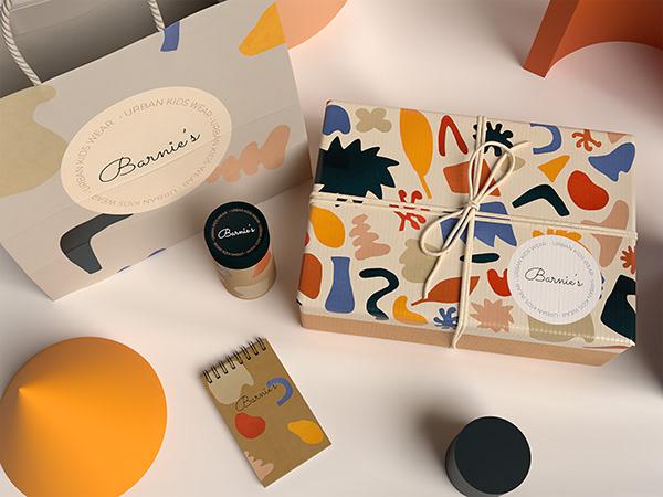 Barnie's Branding & Packaging