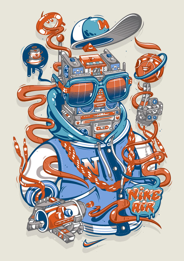 Digital art selected for the Daily Inspiration #1671