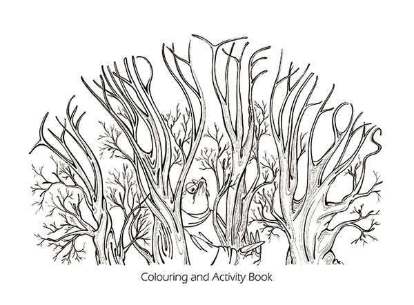 wind in the willows coloring pages the wind in the willows activity and colouring book on behance