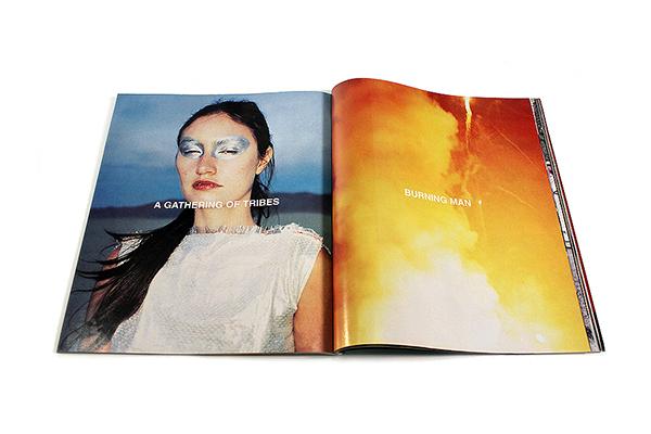 精美的33個雜誌排版範本欣賞
