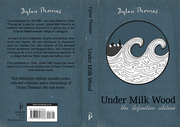 Under Milk Wood Anniversary Today >> Dylan Thomas 100 Anniversary Book Covers On Student Show