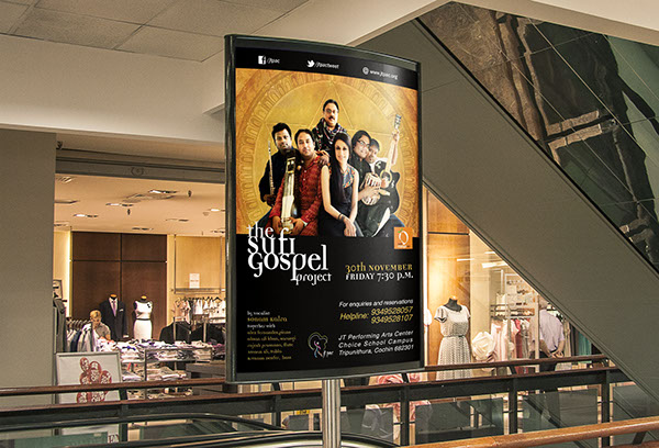 performing arts center JTPAC Posterworks posters LiveArtist live Performance