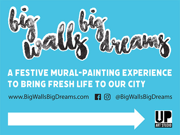 bigwallsbigdreams houston Mural