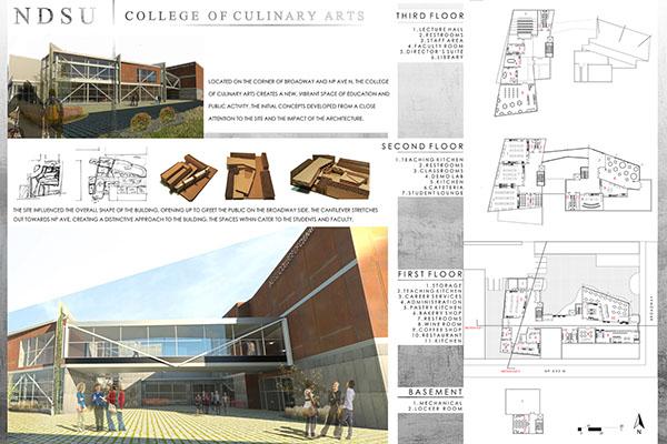 ndsu college of culinary arts on behance
