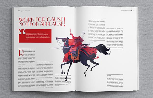 magazine,Unique,template,adobe,download,art,Catalogue,brochure