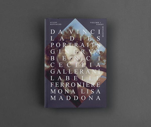 精緻的32個雜誌封面設計欣賞
