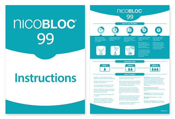 NicoBloc Product Design