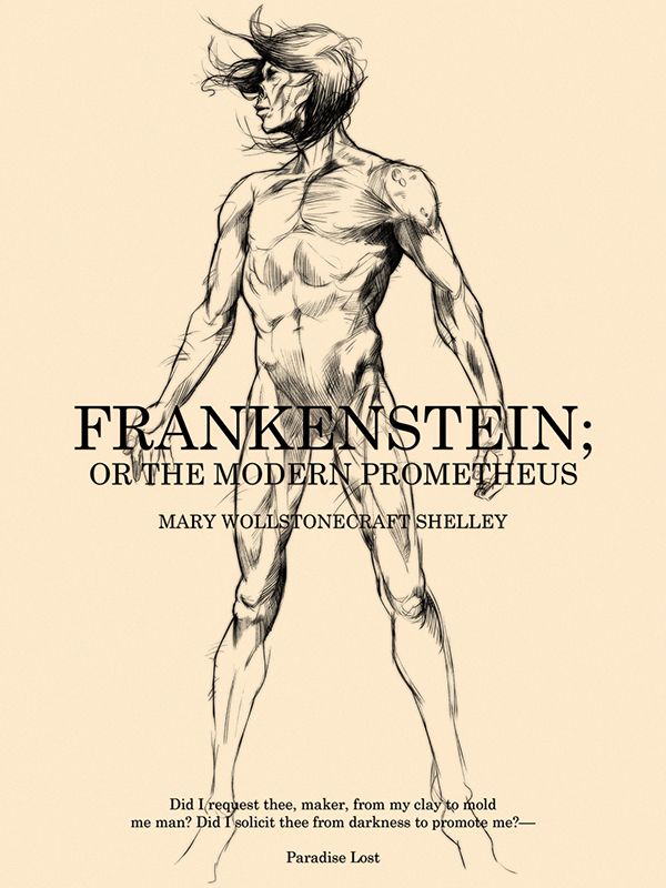 frankenstein vs paradise lost