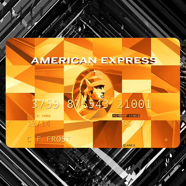 American Express On Behance