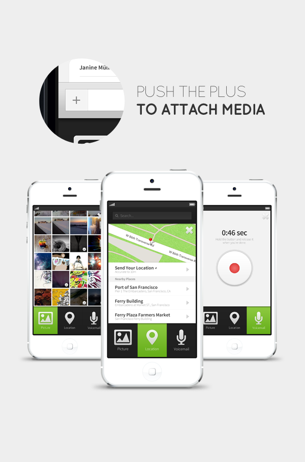 how to search by image on iphone whatsapp redesign concept on behance 20284