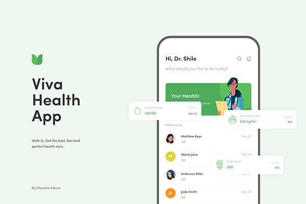 Viva Health Mobile App