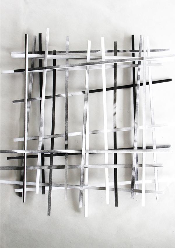 foamboard lycra Book Arts abstract