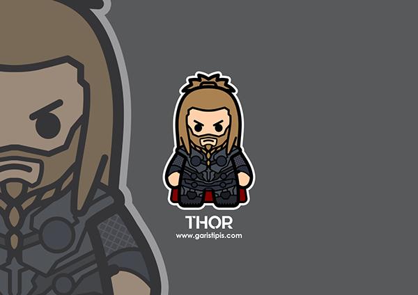 Thor Chibi