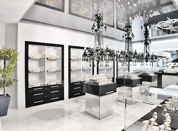 Jewelry Store Interior Design On Behance