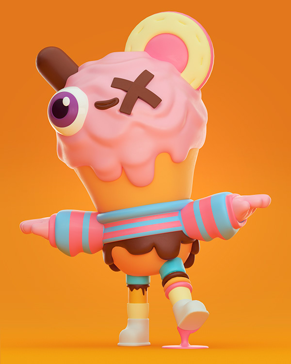 Chocotoy Art Collection/01