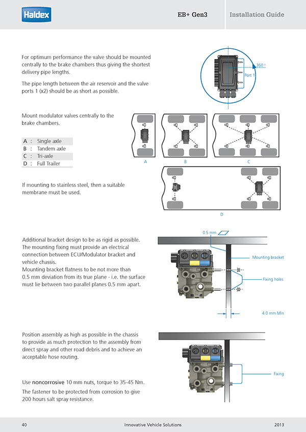 Haldex Installation Guide & Wall Chart On Wacom Gallery Wastewater Treatment System Diagram Residential Boiler Plumbing Diagram On Haldex Installation Guide A Small Selection From The Full 125 Page Document