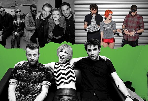 Paramore 2014 Tour