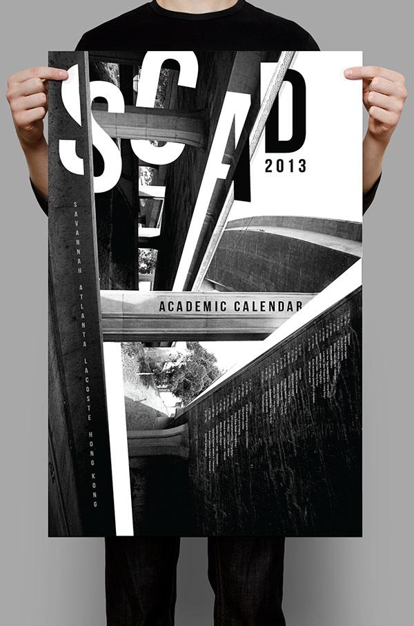 University Calendar Design : Academic calendars on pantone canvas gallery