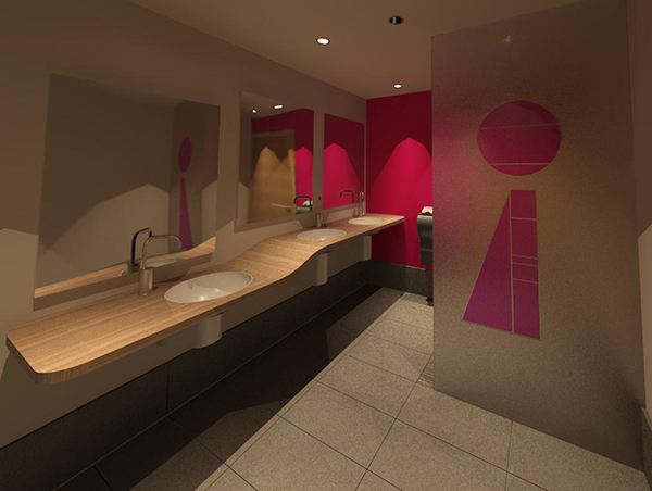 Bathroom design on behance for Bathroom design montreal