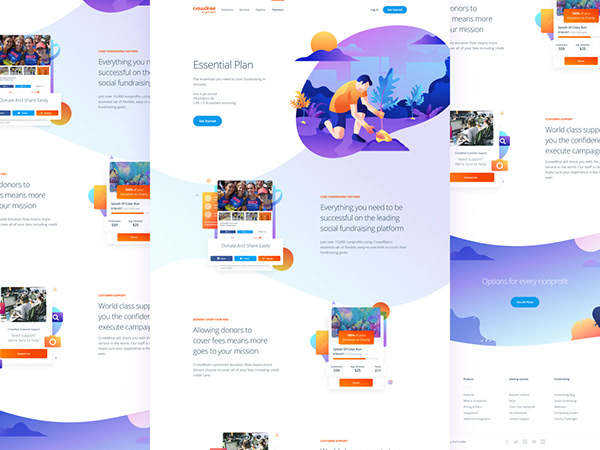 DESIGN • TRENDS • 2019 • WEB • UI/UX • 3D • ANIMATION on