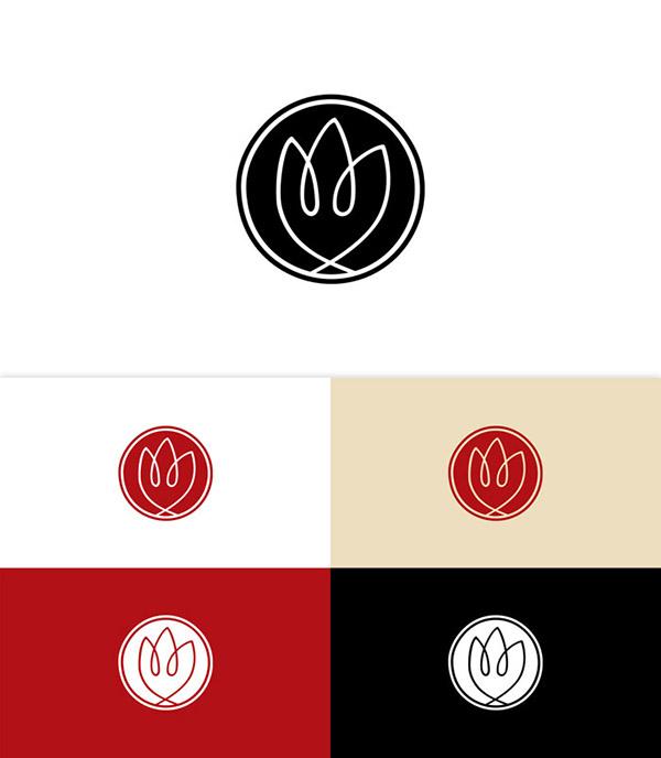 bags  Wallets  logo brand identity Fun handmade
