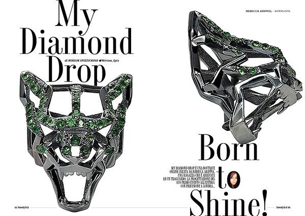 Lusso Style Digital Magazine Francesco Mazzenga illustrazione Smart mercedes-benz Ozona Lusso e tendenze lifestyle