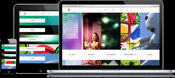 portfolio identity brand Responsive css JavaScript mobile html5 css3