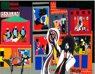 Harlem Renaissance Music Art