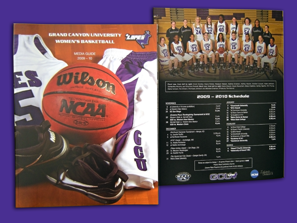 Grand Canyon University Women S Basketball Media Guide On