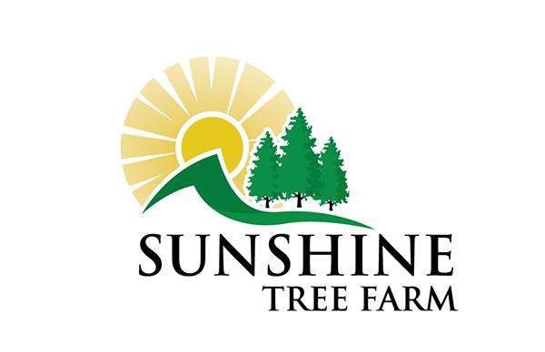 Sunshine Tree Farm Logo Design on Behance