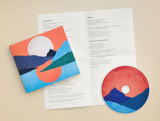 Album Vynl electronic cover cd