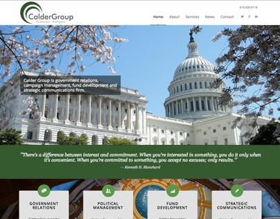 Calder Group On Behance